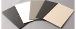 Bæredygtige kontorprodukter i genbrugs fiberpapir