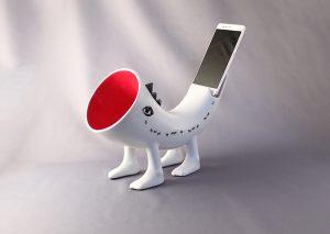 højttaler til smartphone