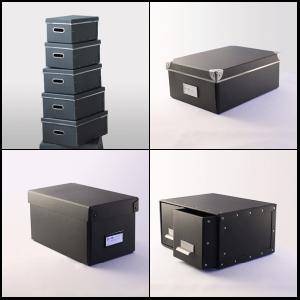 Opbevaringsbokse