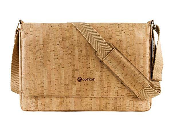 Bæredygtig laptop taske i kork