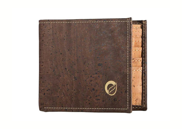 Sustainable credit card holder / wallet in cork