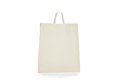 Bærepose i bæredygtigt økologisk bomuld