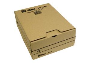 Sustainable storage box 100% recycled