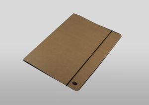 Bæredygtig sorteringmappe i FSC-certificeret papir