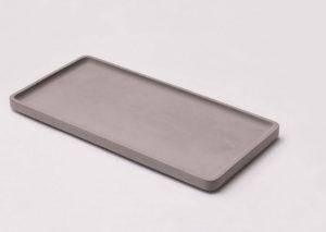 Bæredygtig pennebakke i beton