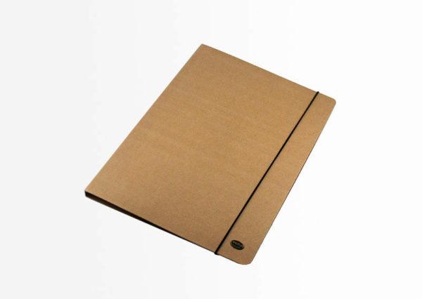 Præsentationsmappe i bæredygtig FSC-certificeret papir