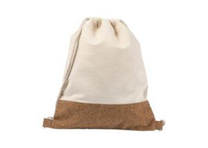 Bæredygtig rygsæk med korkbund