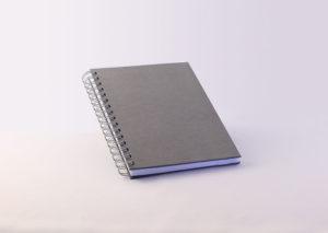 A5 notesbog i bæredygtig genbrugspapir