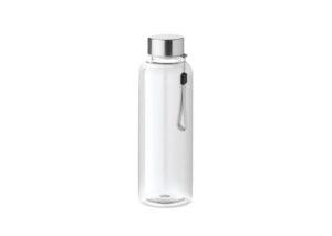 Bæredygtig drikkedunk i rPET plastik
