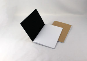 Bæredygtig notesbog A5 i natur