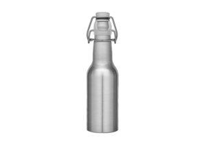 Vandflaske i bæredygtig aluminium