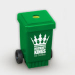Bæredygtig blyantspidser i genbrugsplast
