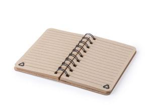 Klimavenlig notesbog i bambus