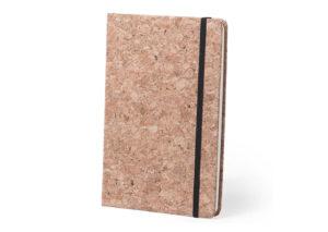 Bæredygtig A5 notesbog