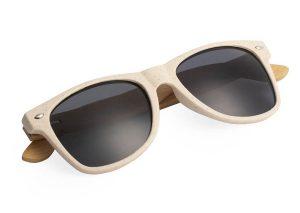 Bæredygtige solbriller i bambus