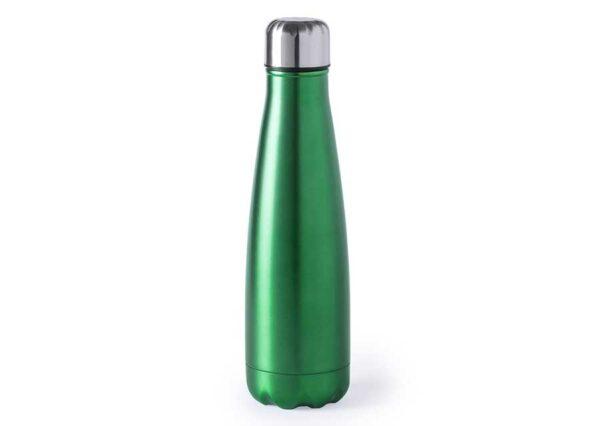 Bæredygtig vandflaske i stål 630ml