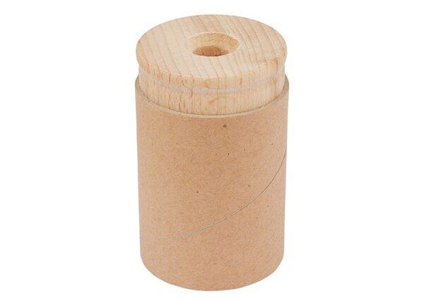 Bæredygtig blyantspidser i 100% bionedbrydelige naturmaterialer