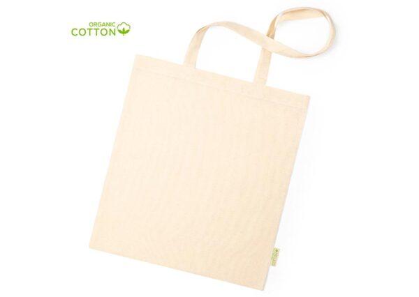 Mulepose i klimavenligt økologisk bomuld