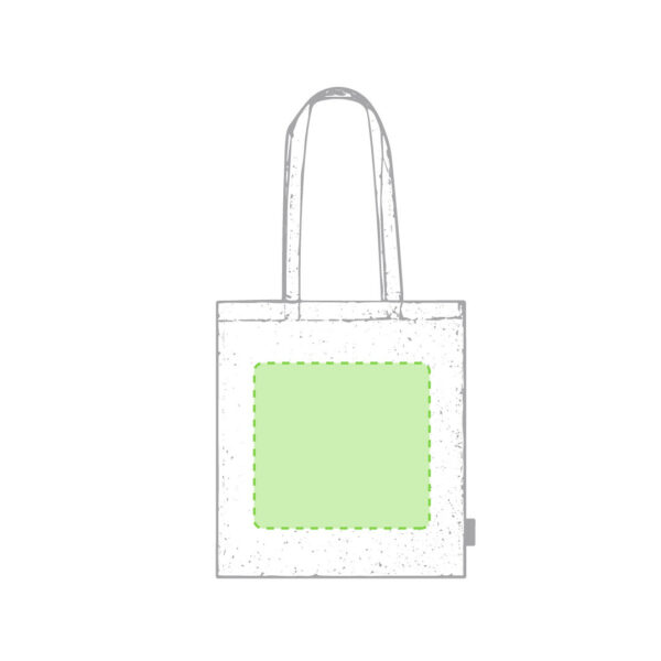 ecological-mule bag-120gsm Print area 265x240mm