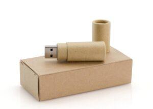 Miljøvenlig USB flash drive i genbrugspap 16GB