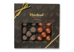 Økologisk chokoladegaveæske Økoladen
