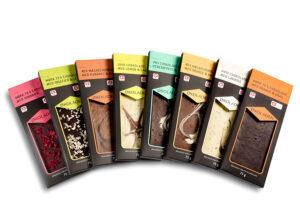 Økologiske chokolader fra Økoladen